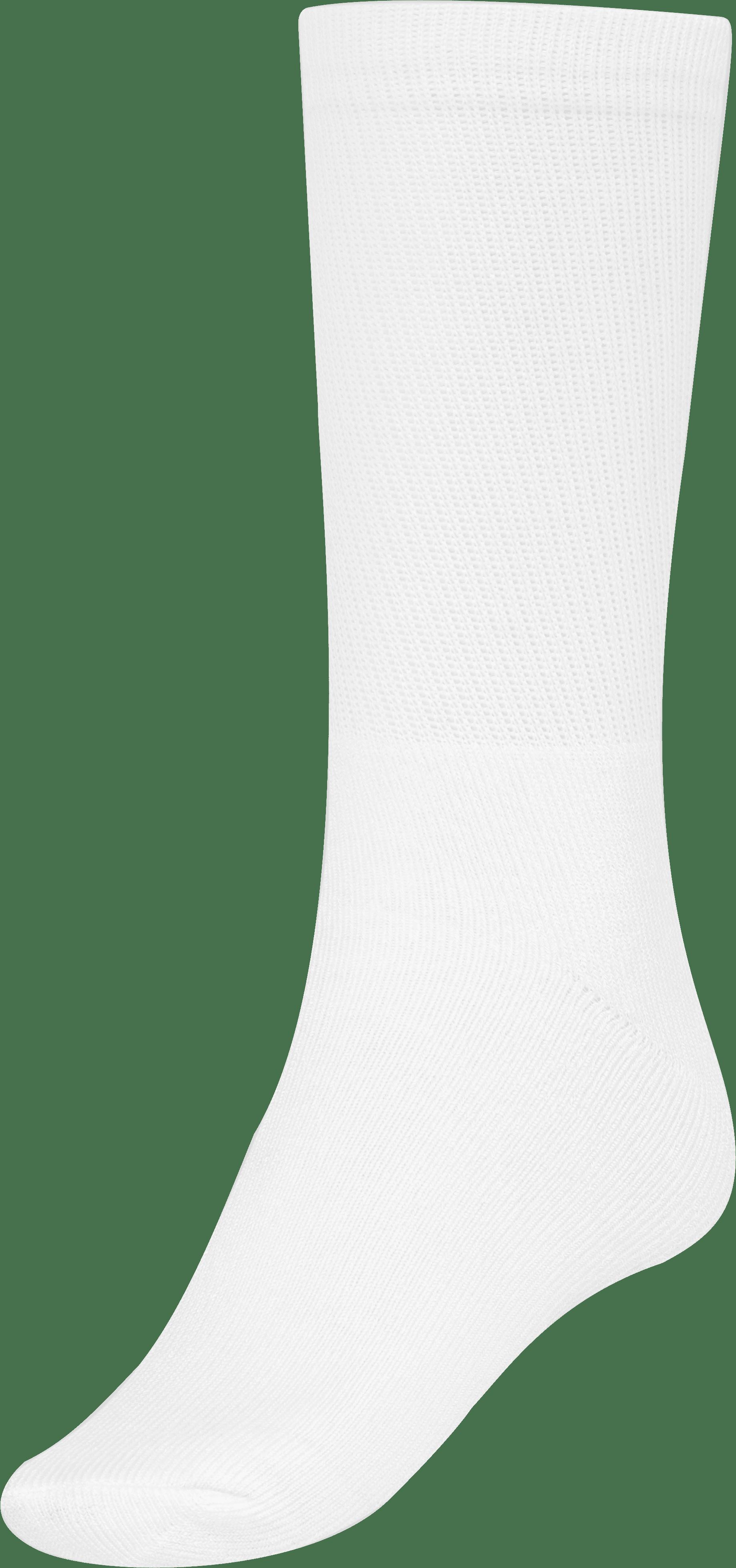 soles white socks