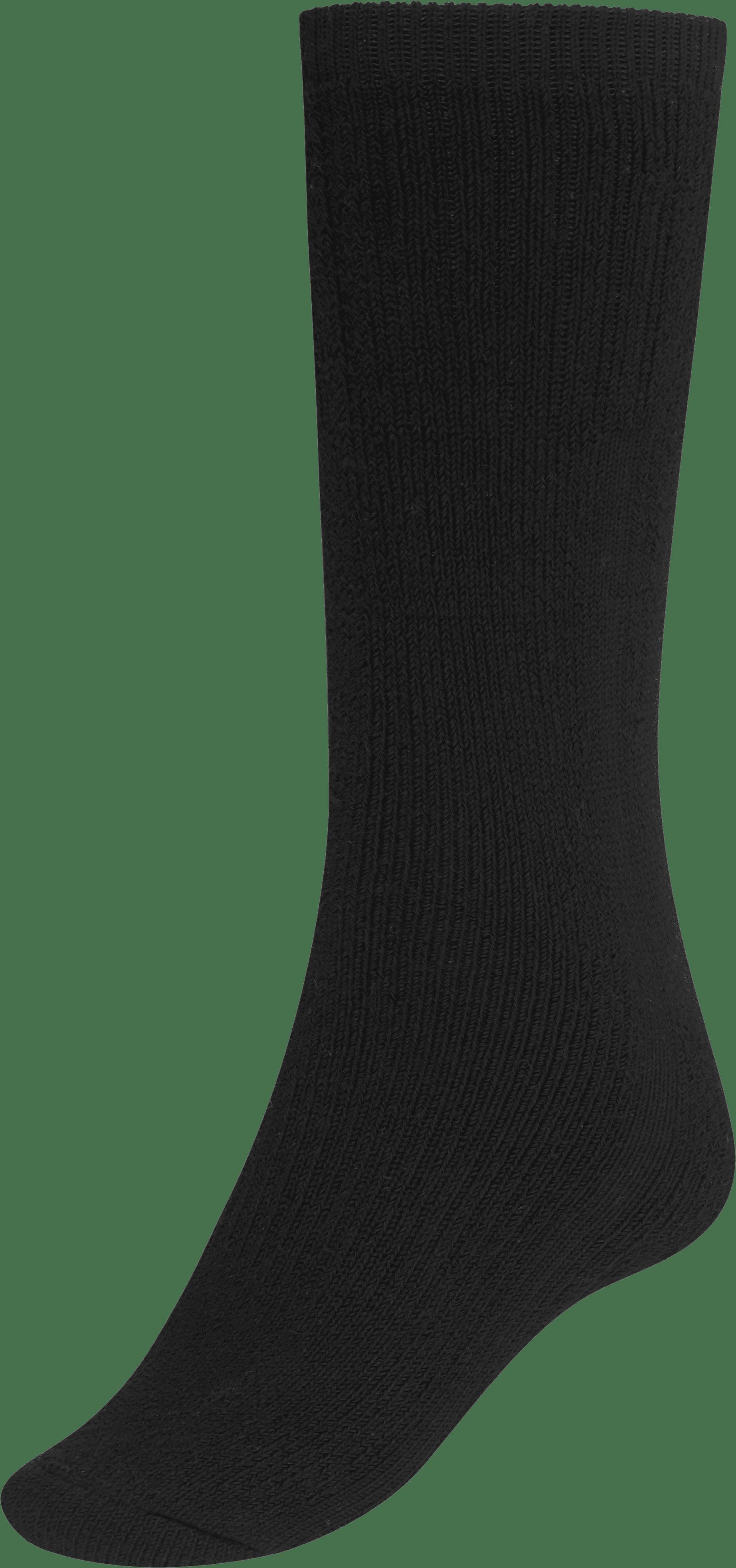 soles black socks