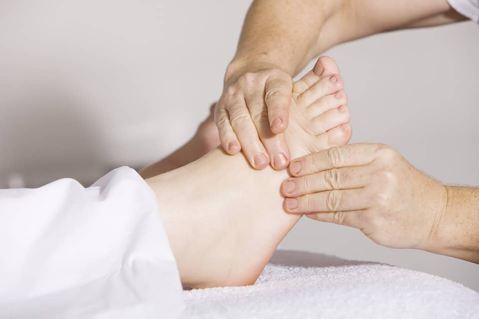 Self-Check List for your feet with Diabetes