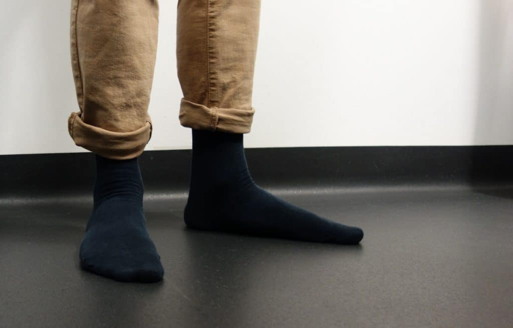 bamboo work socks