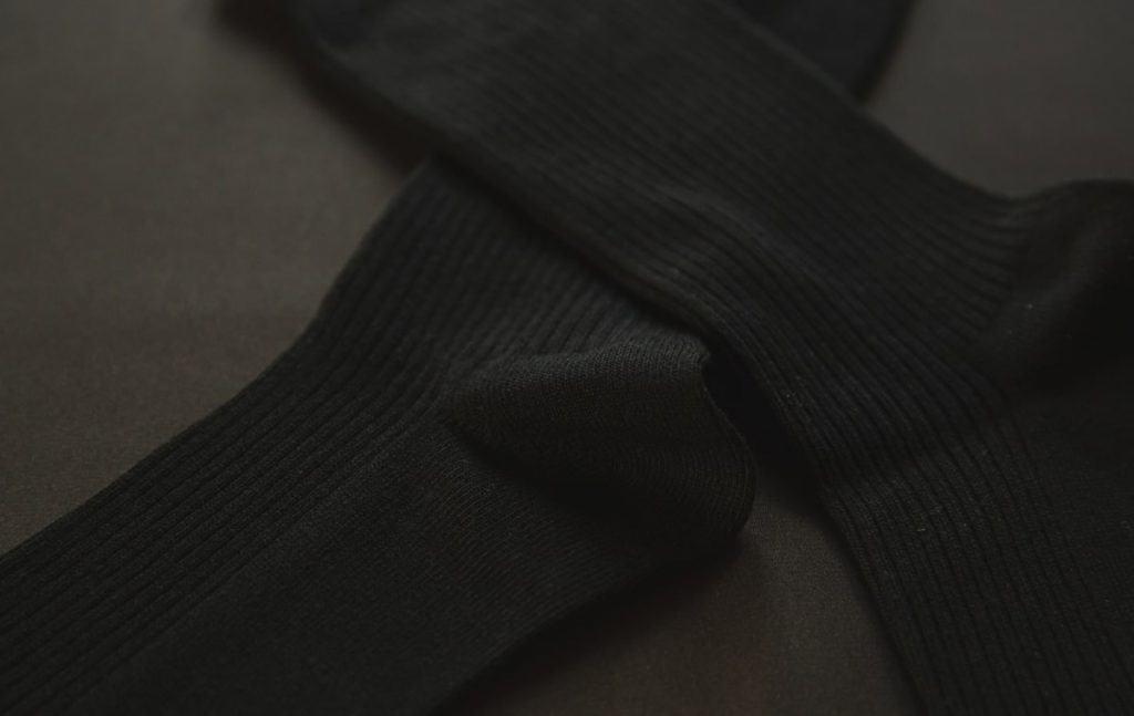 cotton business socks